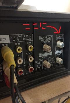 RFスイッチによるファミコン実機...